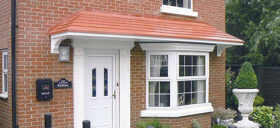 Windows, Doors, Porches, Carports and Canopies